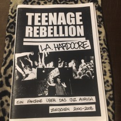 Teenage Rebellion - L.A....