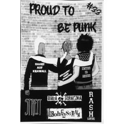 Proud To Be Punk - Nr. 33