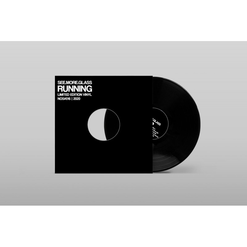 See More Glass - Running (LP)