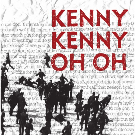 """Kenny Kenny Oh Oh - S/T (7"""")"""